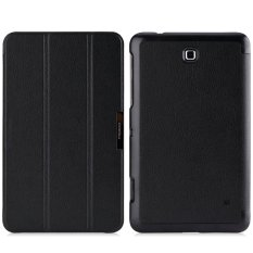 Buy Moko Premium Pu Leather Smart Cover For Samsung Galaxy Tab 4 8 Black Online Singapore