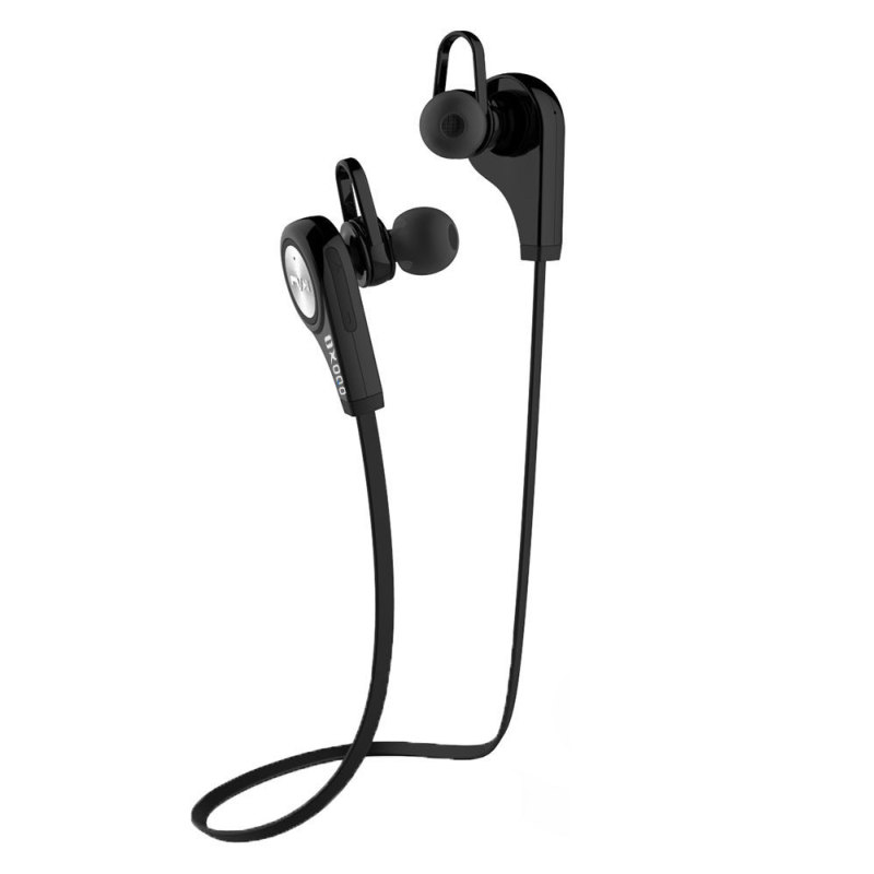 moob Fashion Wireless Bluetooth Sport Earphone, Workout Exercise Running Gym In-ear Headphones with Mic, Compatible for IPhone IPad and Android Phones(Green) Singapore