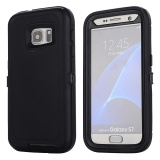 Sale Mooncase Case For Samsung Galaxy S7 3 Layers Heavy Duty Defender Hybrid Soft Tpu Pc Bumper Triple Shockproof Drop Resistance Protective Case Cover Black Intl Online On Hong Kong Sar China