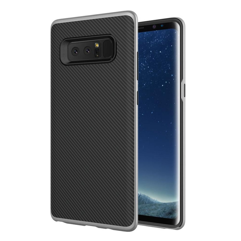Buy Mooncase For Samsung Galaxy Note 8 Case Shock Absorption Bumper Air Cushion Protective Slim Flexible Tpu Case Cover As Shown Intl
