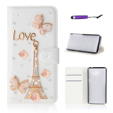 Buy Moonmini Pu Leather Flip Stand Case Cover Wallet Card Holders For Zte Blade S6 White On China