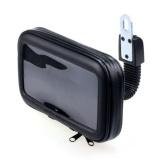 Motorcycle Phone Holder Rearview Mirror Mount Mobile Phone Holderwaterproof Case Bag For Universal Phones Size M Intl Oem Cheap On China