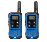 Price Comparisons Motorola Tlkr T41 2 Way Walkie Talkie Blue Export Sets