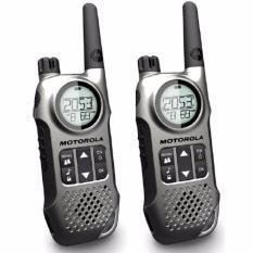 Motorola Tlkr T8 Walkie Talkie(10km) Splash Proof By Fepl.