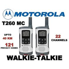 Motorola Walkie Talkie T260mc ( Export ) By Ds Store Singapore.