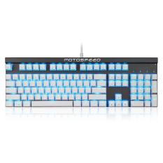 MOTOSPEED CK103  USB Wired Gaming Keyboard 104Keys Anti-ghosting No Conflict Singapore