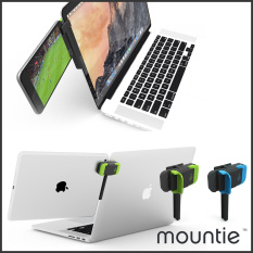 Mountie Monitor Connector with Tablet Smartphone for Dual Monitors (Blue) - intl