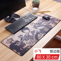 Large Size Mouse Pad Laptop Desktop Laptop Safe Edge Cute Bracer Cartoon Male Game Only ace fps Female
