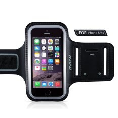 Mpow Running Sport Sweatproof Armband Case Key Holder Export Intl Free Shipping