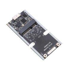 mSATA SSD to USB 3.0 Super Speed Converter Adapter Card - intl
