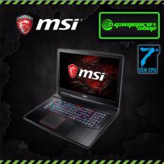 MSI GE73VR 7RF RAIDER (I7-7700HQ, 16GB RAM, GTX1060 6G, 1TB HDD + 128GB SSD) 17.3 GAMING LAPTOP *12.12 PROMO*