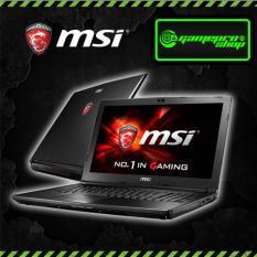 MSI GL62MVR 7RFX (i7-7700HQ, 8GB RAM, GTX1060 3G, 128GB SSD+1TB HDD)