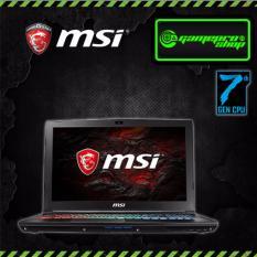 MSI GP62M 7RDX Leopard (i7-7700HQ, 8GB RAM, GTX1050 4G, 1TB HDD) *12.12 PROMO*