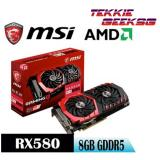 Sale Msi Radeon Rx 580 Gaming X 8G Graphics Card Msi Wholesaler