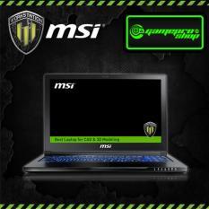 Msi WorkStation WS63 7RK (Quadro P3000, 6GB GDDR5) Laptop