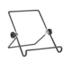 Multi-angle Adjustable Portable Foldable Metal Non-slip Stand Holder for iPad Tablet Big Size - intl