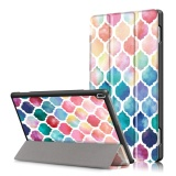 Brand New Multi Angle Viewing Folio Cover Case For Lenovo Tab 4 10 Tb X304F N 10 1Inch With Stand Auto Wake Sleep Intl