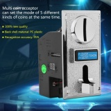 Buy Multi Coin Acceptor Selector Slot For Arcade Game Mechanism Vending Machine Intl Oem Online