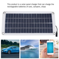 Get Cheap Multi Function Portable Outdoor Solar Panel Charger For Cellphone Car Boat Battery Intl