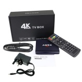 Multi Language A95X R1 Android 6 Tv Box Support Sd Card Rk3229 Quad Core 1G 8G Intl Compare Prices
