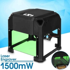 Multifuction 1500mW Small size Home Laser Engraver machine carving DIY - intl