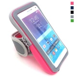 Sale Multifunctional Outdoor Sports Armband Casual Arm Package Bag Cell Phone Bag Key Holder For Iphone7Plus 6Plus 6Splus Samsung Galaxy Note 5 4 3 Note Edge S5 S6 S7 S8 Edge Plus Intl