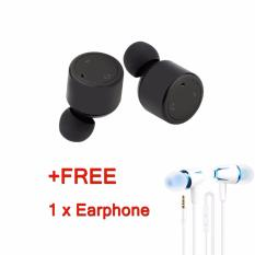 How To Get Mx X1T Twins Bluetooth Earbuds Headsets Sports Stereo Wireless Earphones Headphones