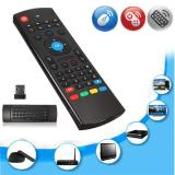 Sale Mx3 Keyboard 2 4G Remote Control Fly Air Mouse Wireless Keyboard Remote Controller Mx3 For Xbmc Android Mini Pc Tv Box Oem Online