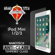 The Cheapest Nanotech Ipad Mini Mini 2 Mini 3 Matte Anti Glare Tempered Glass Screen Protector Online