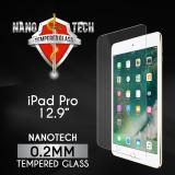 Review Nanotech Ipad Pro 12 9 Tempered Glass Screen Protector 2Mm Full Coverage On Singapore