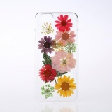 Discounted Real Pressed Flower Phone Case Dried Flowers Phone Case For Iphone 7 Soft Tpu Silicone Clear Case Intl