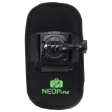 Top Rated Neopine Fashionable 360 Degree Rotation Diving Material Camera Belt Shoulder Harness For Gopro Hero4 3 3 2 1 Xiaomi Yi Sjcam Sj6000 Sj5000 Sj5000 Wifi Sj4000 Sport Camera Black