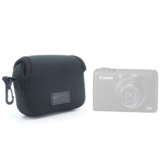 Wholesale Neopine Original Portable Neoprene Soft Inner Camera Protective Case Bag Cover Pouch For Canon Powershot G15 G16 G12 G11 G10 Camera Cyber Shot Dsc Hx50 Hx60 Camera Intl