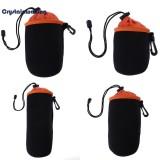 Buy Neoprene Dslr Camera Lens Soft Protector Pouch Bag Case Set Intl Vakind Original