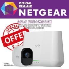 Discount Netgear Arlo Pro Smart Security System With 1 Camera Vms4130 Netgear Singapore