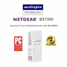 Netgear Ex7300 Ac2200 Mu Mimo Nighthawk X4 Wifi Range Extender Access Point With Gigabit Port For Sale Online
