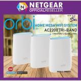 Buy Netgear Orbi Ac2200 Tri Band Wifi Home System Rbk43 On Singapore