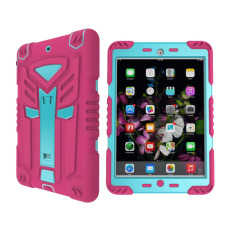 Price Compare New 2016 Ipad 2 3 4 Case Welink Transformer Hybrid Protective Case Cover Full Body Shockproof Case With Kickstand For Apple Ipad 2 Ipad 3 Ipad 4 Pink Intl
