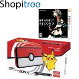 New 2Ds Xl Console Pokeball Edition 3Ds Bravely Second End Layer Nintendo Discount