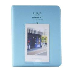 64 Pockets Album Case Storage Polaroid Photo Fujifilm Instax Mini Film By Crystalawaking.