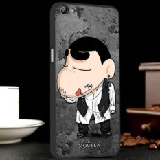 Review New Cartoon Painting Tpu Silica Gel Silicone Phone Case Matting Anti Fall Phone Case Phone Shell Phone Cover Phone Protector For Oppo R9S Oppo R9 Soppo R 9Soppor9Soppo R9S Intl Oem On China