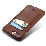 How Do I Get New Design Leather Wallet Case For Iphone 8 Plus Dirt Resistant Back Shell Card Slot Pocket Cell Phone Shockproof Protective Cover Case Intl