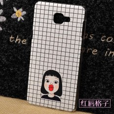 Compare New Hard Quality Plastic Pc Phone Case 3D Painting Anti Fall Phone Case Phone Shell Phone Cover Phone Protector For Samsung Galaxy A9 Pro Intl Prices