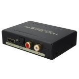 Brand New New Hdmi To Hdmi Optical Spdif Rca L R 1080P 5 1Ch Audio Extractor Converter Uk Plug Intl