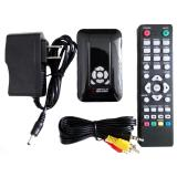 Low Price New Mini 1080P Full Hd Media Player 1080P Tvbox Usb Hdmi Sd Mmc Multi Tv Media Player With Remote Control Intl