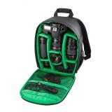Discounted New Multi Functional Small Dslr Digital Camera Video Backpack Bag Waterproof Outdoor Camera Bag Intl
