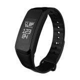 Buy New R1 Bluetooth Bt4 Smart Bracelet Sport Waterproof Watch Heart Rate Mon Black Intl Online