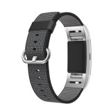Discount New Release Sports Royal Woven Nylon Bracelet Strap Band For Fitbit Charge 2 Bk Intl Oem China