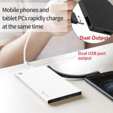 Baseus Esazi Series Digital Dual Usb Type C 10000Mah Power Bank On Singapore