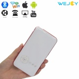 Best Reviews Of New Wejoy Led Portable Wifi Projector Dl S6 Plus 1G 32G Bluetooth With Hdmi In